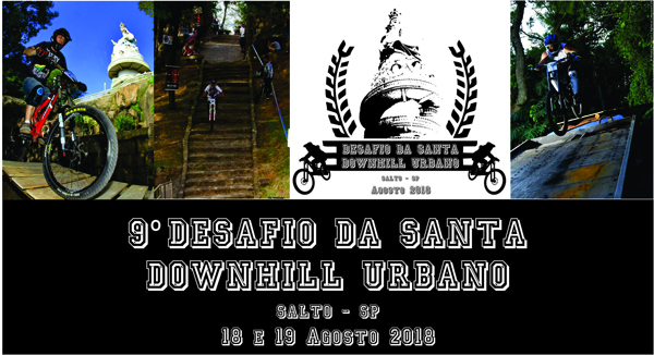 9º Desafio da Santa de Downhill Urbano