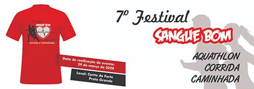 7º Festival Sangue Bom